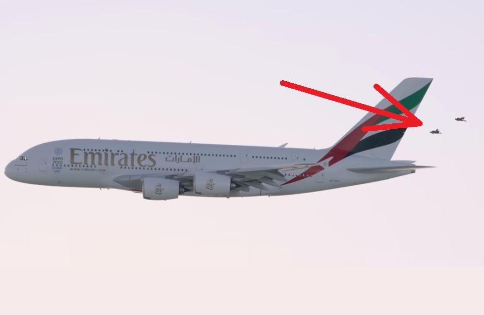Jeman Vicent Reffet Voo A380
