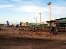 Aeroporto Ezeiza Buenos Aires Argentina