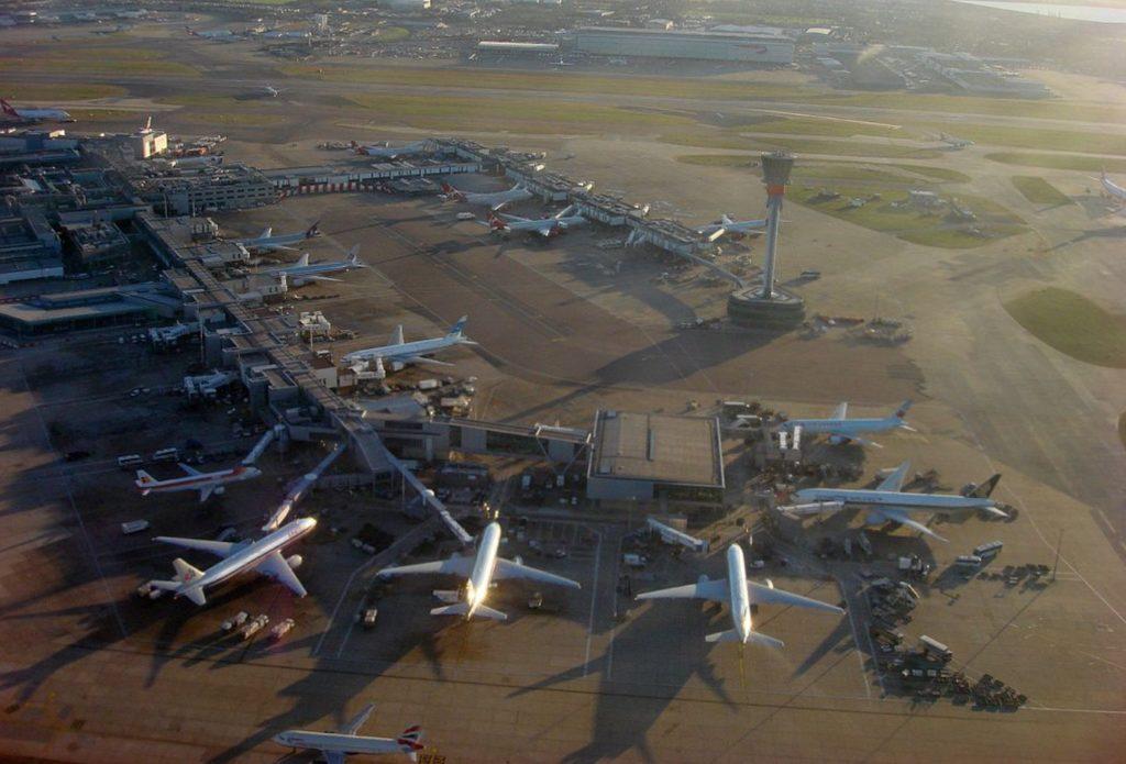 Aeroporto London Heathrow