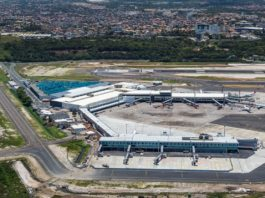 Aeroporto Salvador Bahia Airport Vinci