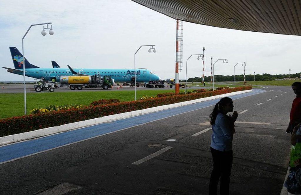 Aeroporto de Santarém Pará