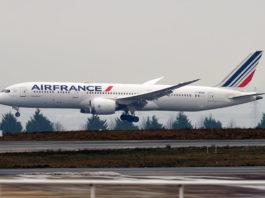 Avião Boeing 787-9 Dreamliner Air France