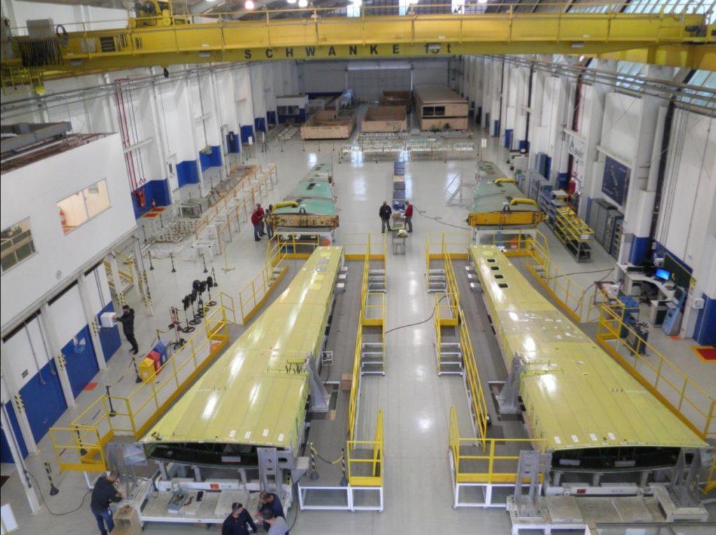 Asas P-3AM Orion FAB Modernização Akaer