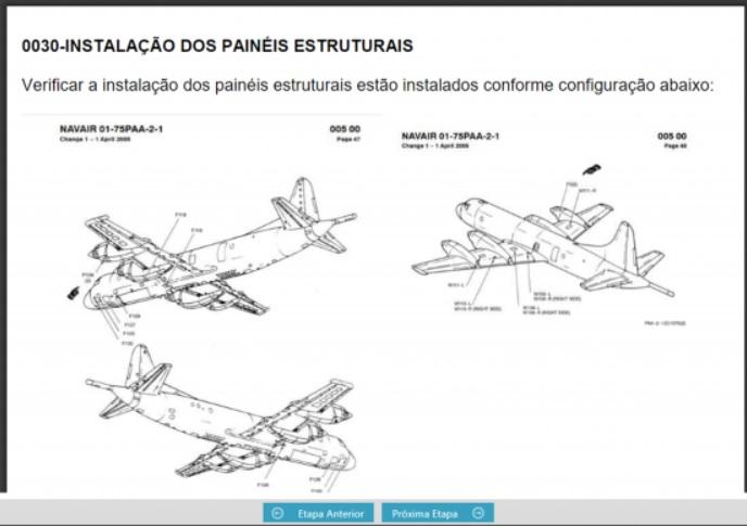 Akaer Manual de Manutenção P-3AM Orion