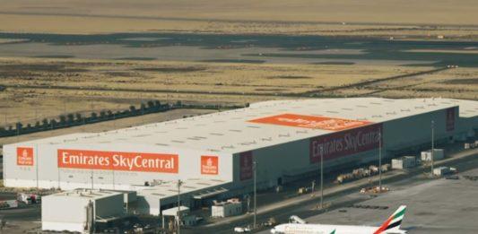 Emirates Boeing 777F SkyCentral DWC