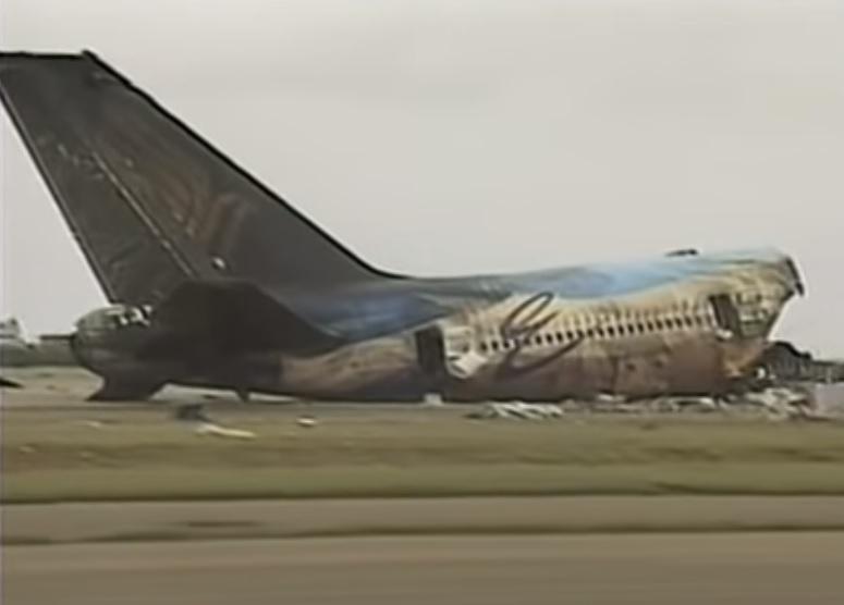 Acidente Singapore 006 Boeing 747 Taiwan