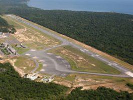 Infraero Aeroporto Santarém Aérea