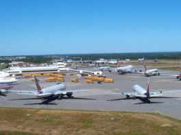 Aeroporto Gander 11 de setembro