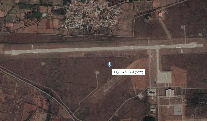 Aeroporto Mysore Índia