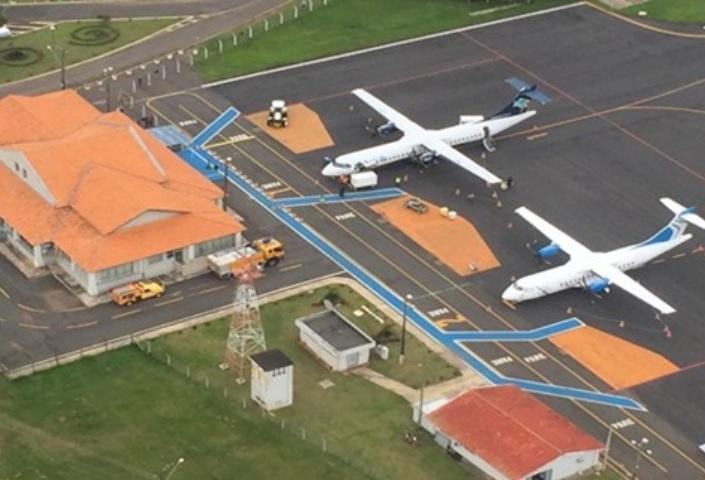 Aeroporto Ponta Grossa PR