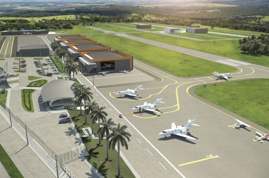 Aeroporto Antares Polo Aeronáutico