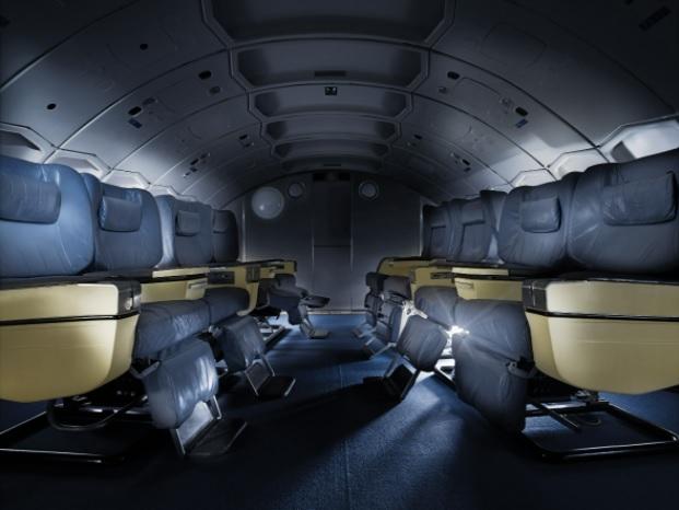 Jumbo Stay Hotel Boeing 747 Arlanda