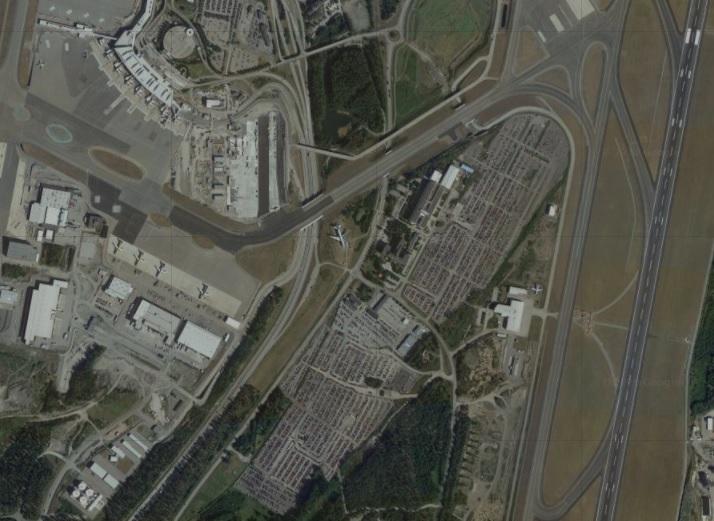 Jumbo Stay Arlanda Aeroporto