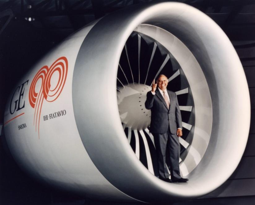 Motor GE90