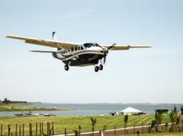 Avião Cessna C208B Grand Caravan Aerosul Táxi Aéreo