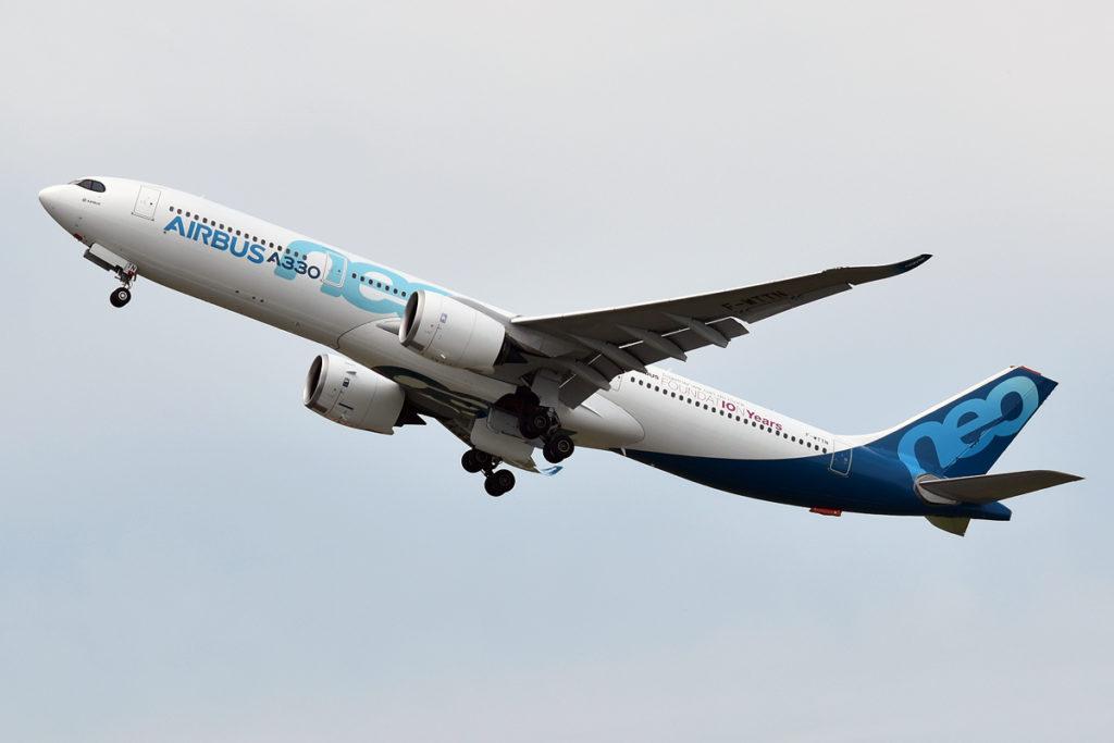 Avião Airbus A330-900 A330neo