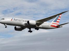 Avião Boeing 787-8 Dreamliner American Airlines