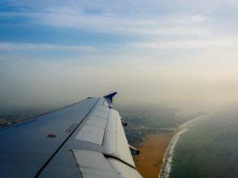 Avião Asa Praia