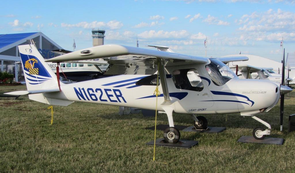 Avião Cessna 162 Skycatcher