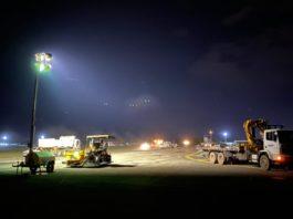 Infraero Obras Aeroporto Boa Vista