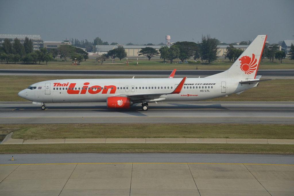 Avião Boeing 737-900 Lion Air