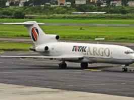 Avião Boeing 727-200F Total Cargo