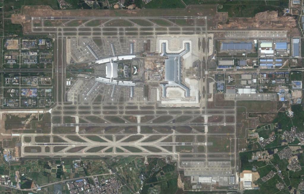 Aeroporto Guangzhou Baiyun