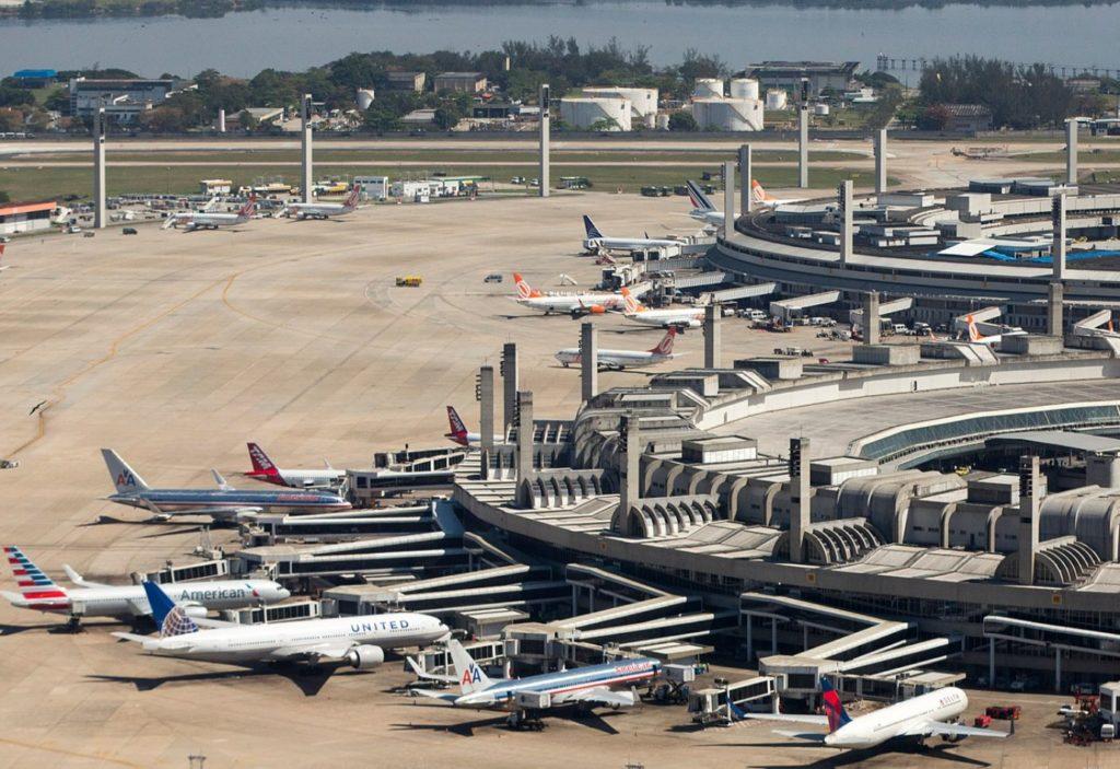 Aeroporto Internacional Tom Jobim Galeão RIOgaleão