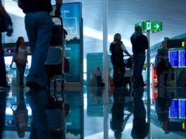 Aeroporto Terminal Passageiro