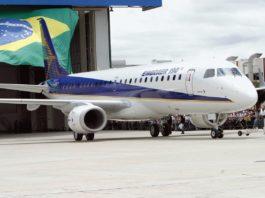 Avião Embraer 190
