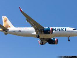 Avião Airbus A320neo JetSMART Pato Patinho