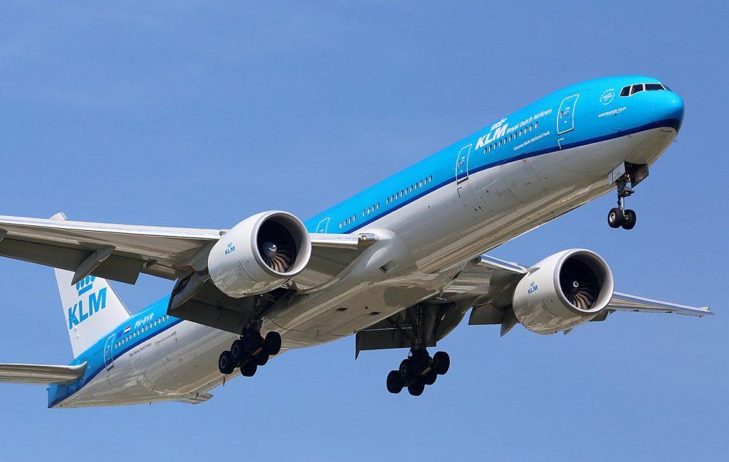 Avião Boeing 777-300ER KLM