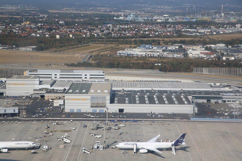 Lufthansa Cargo Center Frankfurt