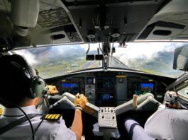 Pilotos Avião DHC-6-400 Cockpit Cabine