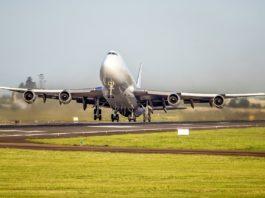 Avião Boeing 747-400F Jumbo SkyLease Sky Lease Cargo