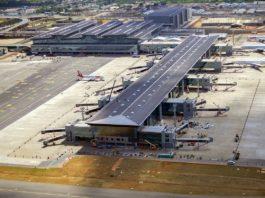 Terminal 3 Aeroporto Guarulhos GRU