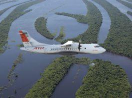 Avião ATR 42-600