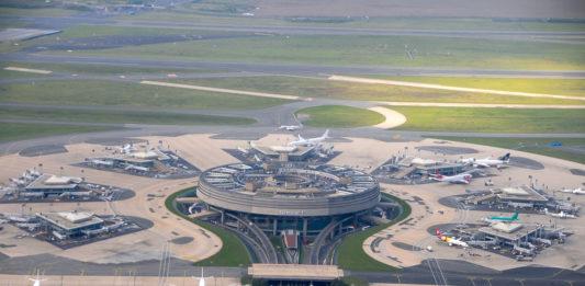 Aeroporto Paris CDG Charles de Gaulle