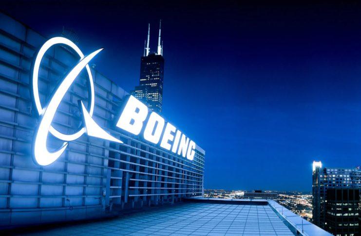 Boeing COmpany Prédio Administrativo