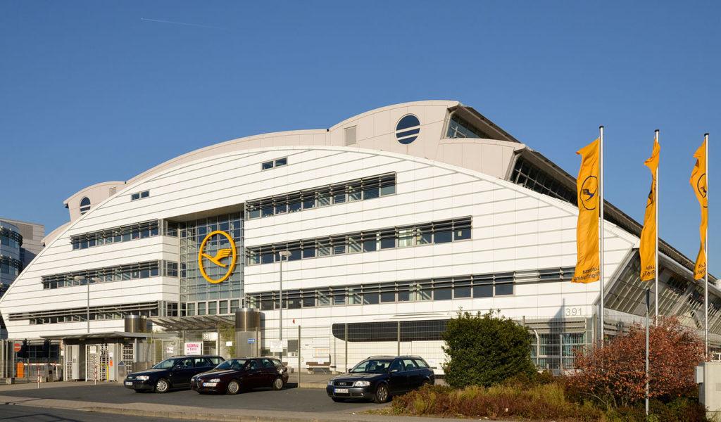 Centro de Treinamento Lufthansa Frankfurt