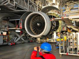 Motor turbofan Pratt & Whitney PW4074