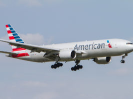 777 American Airlines
