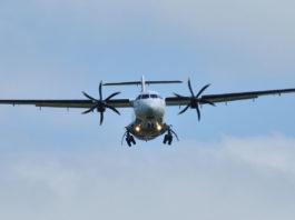 Avião Turboélice ATR 72-600