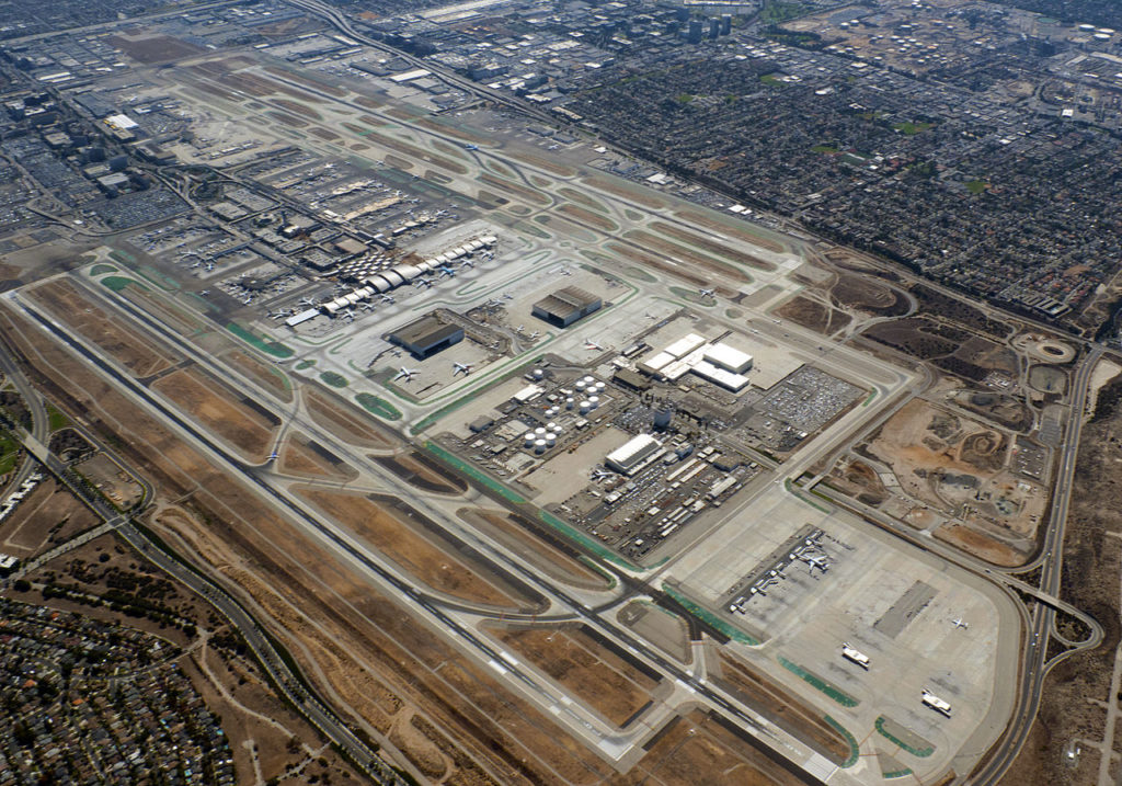 Aeroporto LAX Los Angeles International Airport