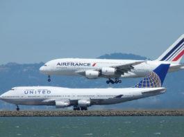 Boeing 747 e Airbus A380