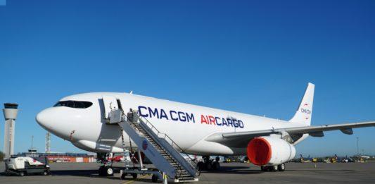 Avião Airbus A330-200F CMA GCM Air Cargo