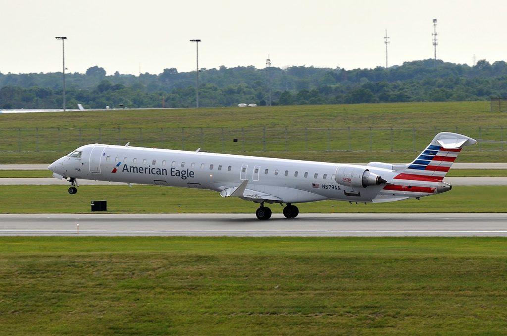 Avião Bombardier CRJ-900 PSA American Eagle Airlines