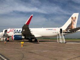 Avião Airbus A320 JetSMART Argentina