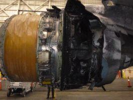 Motor PW4077 Incidente Boeing 777 United Denver