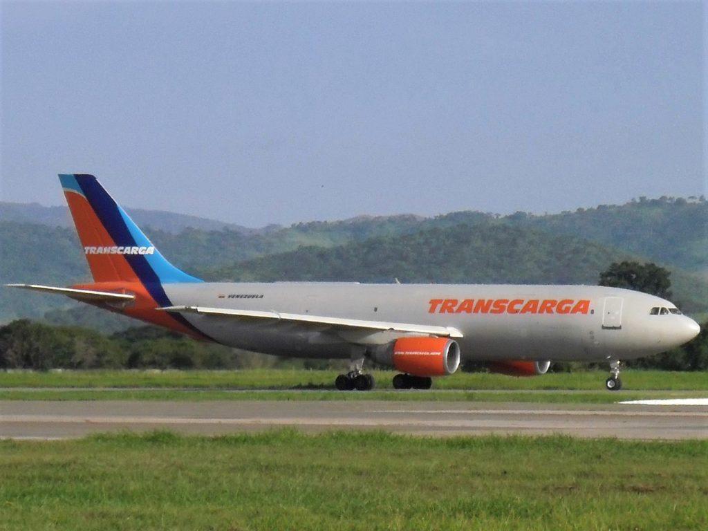 Avião Airbus A300-B4 Transcarga